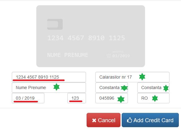 cum faci un blog interserver date card bancar