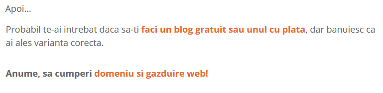 optimizare seo linkuri interne